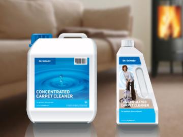 Очиститель концентрат для текстиля